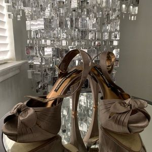 Chinese Laundry Taupe Heels (7)